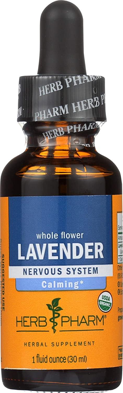 Herb Pharm, Lavender Organic, 1 Fl Oz