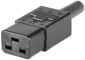 SCHURTER 4795.0000 CONNECTOR, IEC POWER ENTRY, SOCKET, 16A (5 pieces)
