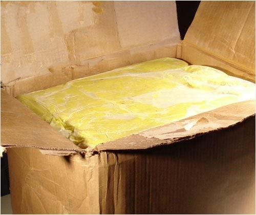 Raw Unrefined Shea Butter Grade A from Ghana 7 Lbs