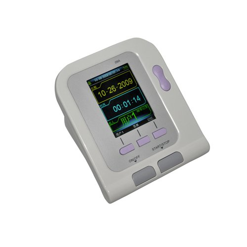 Color Display TFT Blood Pressure Monitor with free software 08A