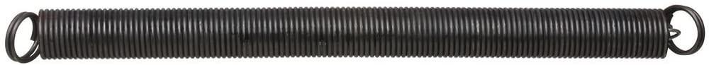 National Hardware N281-113 7691 Garage Door Extension Spring in Black