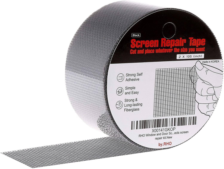 by.RHO Screen Repair Kit for Window & Door - - 2