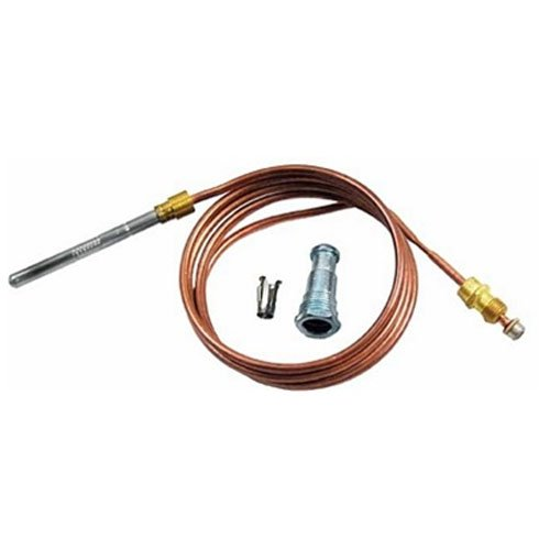 Thermocouple Replacement for Johnson Controls Gas Furnace Water Heater 24