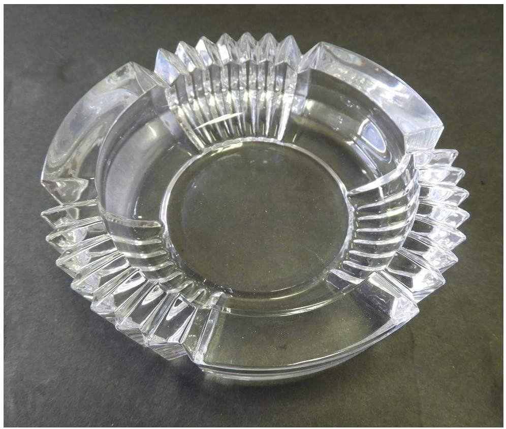 Xtra Large Glass Ashtray 7.5