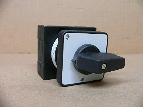 KLOCKNER MOELLER T3-1-8200/E-NA Disconnect Switch