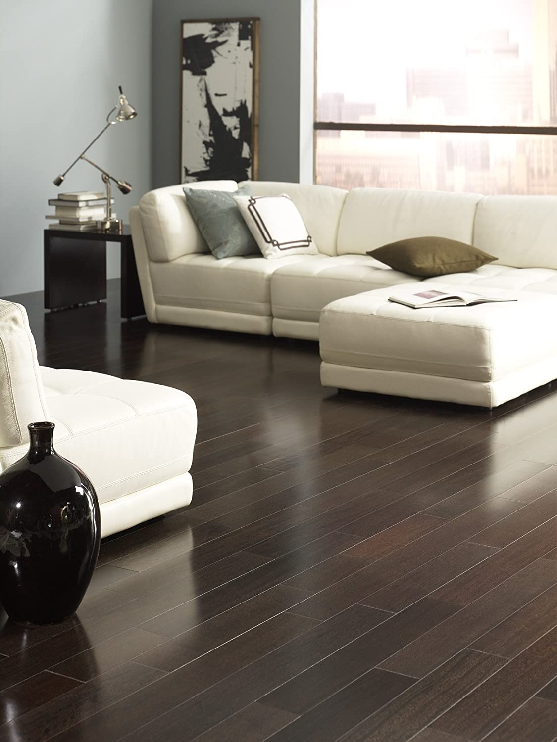 Ironwood Kahlua - Prefinished Engineered Wood Floor Hardwood Flooring