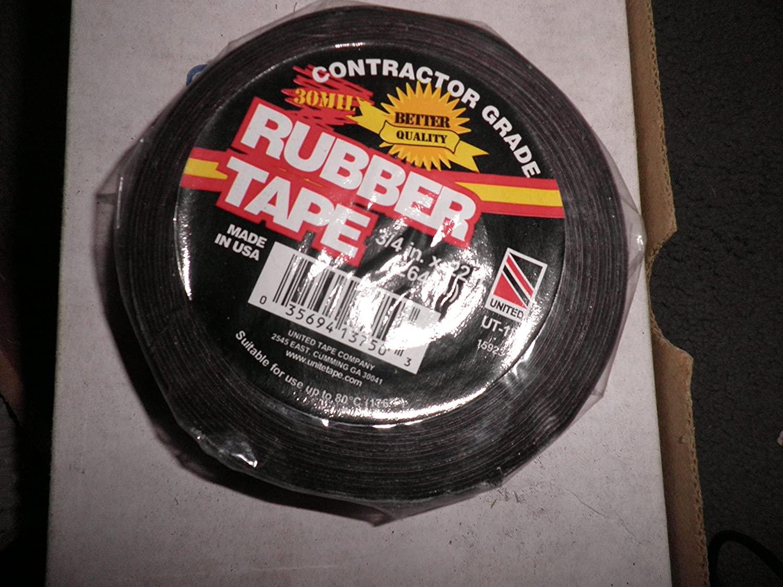 Contractor Grade Rubber Tape 3/4 X 22 (264 in.)