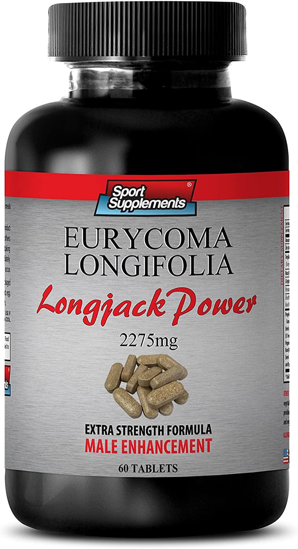 Eurycoma longifolia Bulk - Longjack Power Eurycoma Longifolia 2275mg - Protects Bone from osteoporosis (1 Bottle - 60 Tablets)