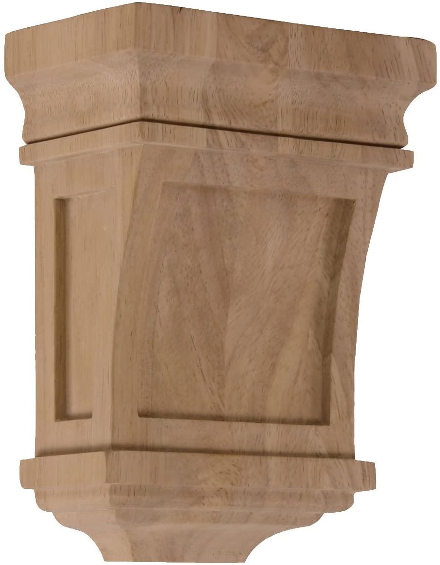 Ekena Millwork COR05X03X07SFCH-CASE-2 Corbel, Factory Primed