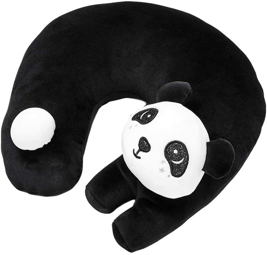 Justice Snuggly Soft Panda Neck Pillow