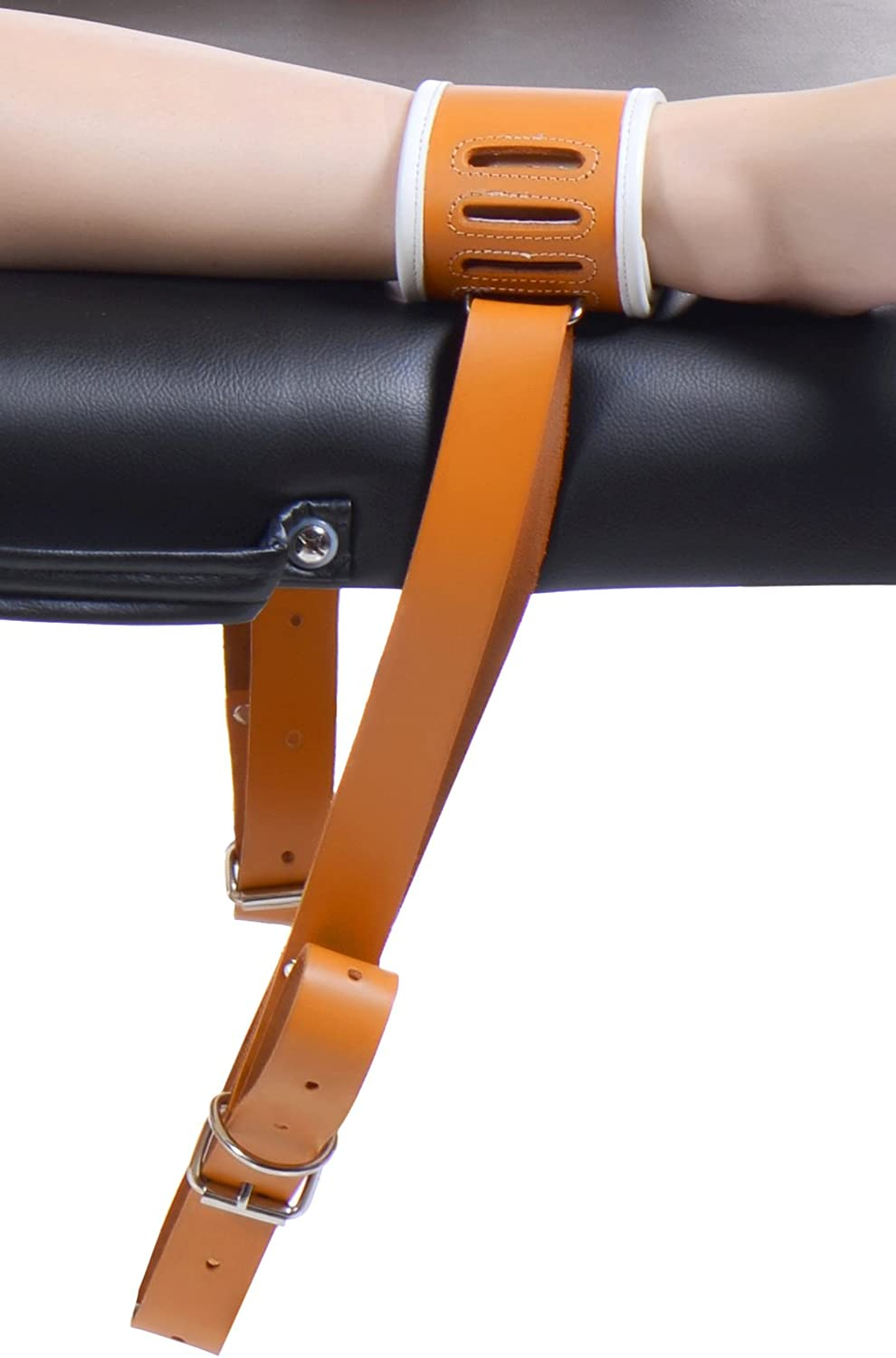 Strict Leather Hospital Style Restraint Strap, 42 Inch