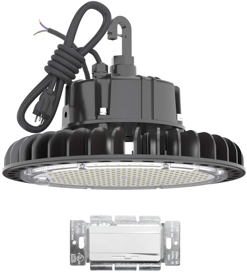 HYPERLITE 250W LED High Bay Light Bundle 0-10V Dimmer
