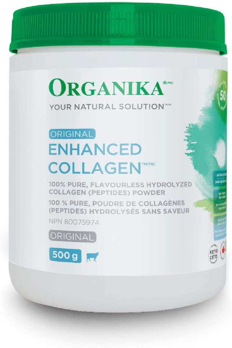ORGANIKA Collegen Enhanced, 500 GR