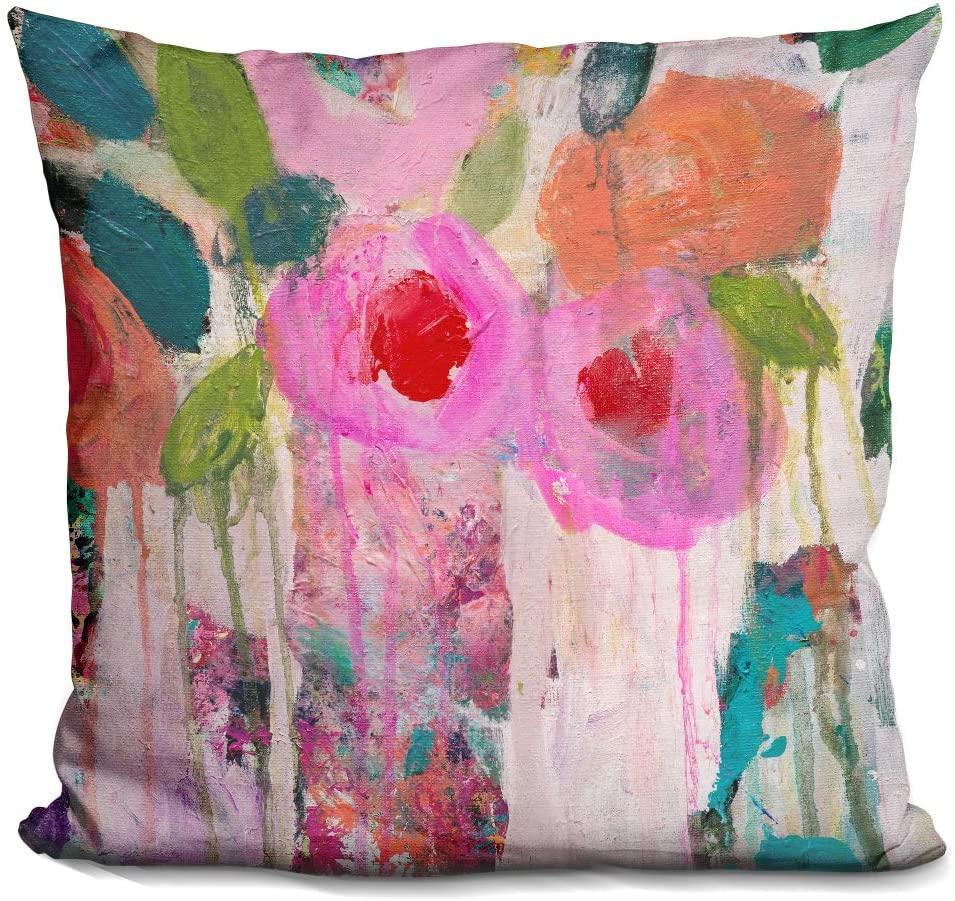 LiLiPi First Kiss Decorative Accent Throw Pillow