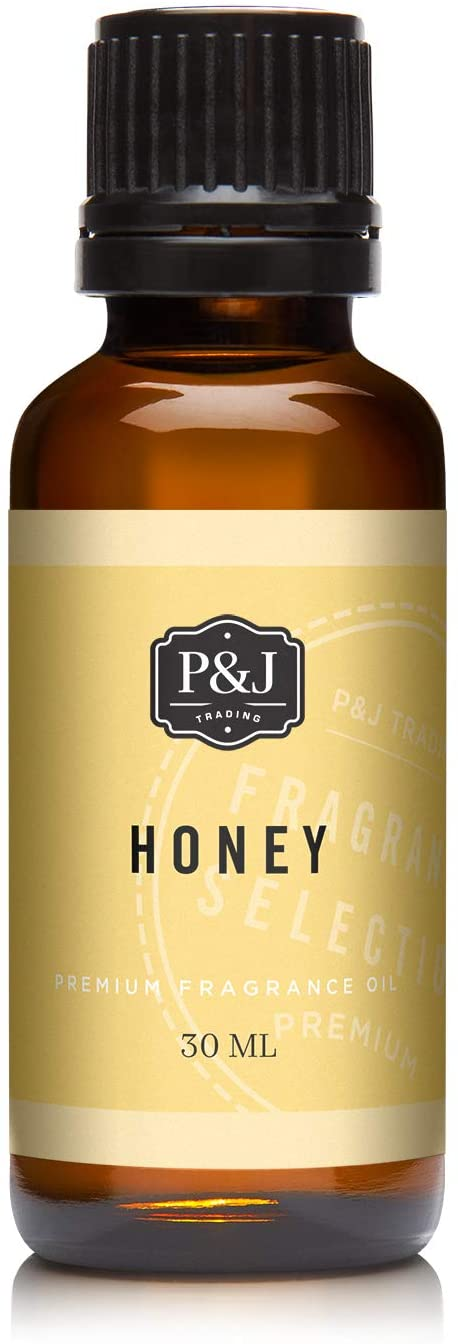 Honey - Premium Grade Scented Oil - 30ml