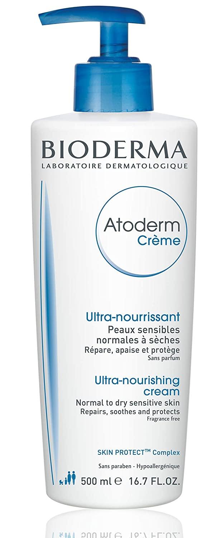Bioderma Atoderm Cream for Very Dry or Sensitive Skin