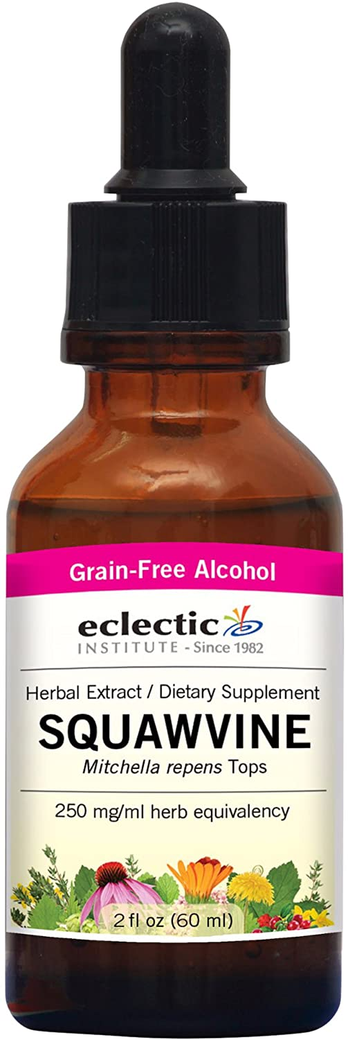 Eclectic Squawvine O, Pink, 2 Fluid Ounce