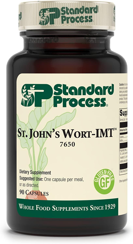 Standard Process - St John's Wort-IMT - 90 Capsules