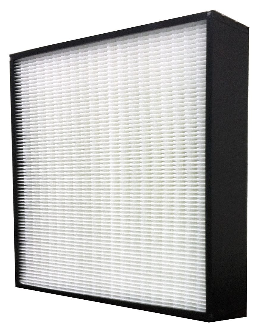 Mini-Pleat Air Filter, 24x24x6, MERV 11