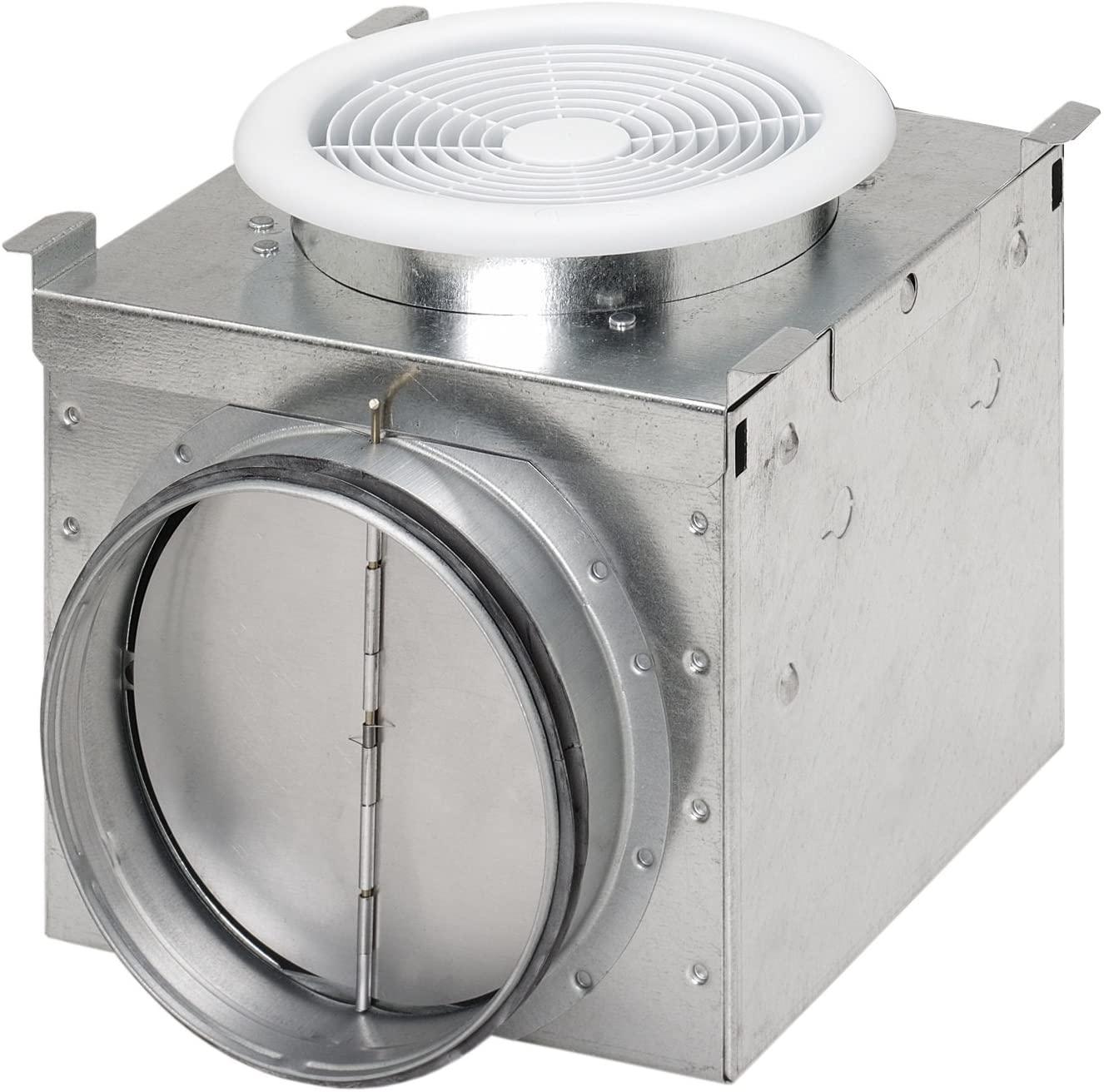 Systemair Fantech PBV6 Bath Fan Grill, 7