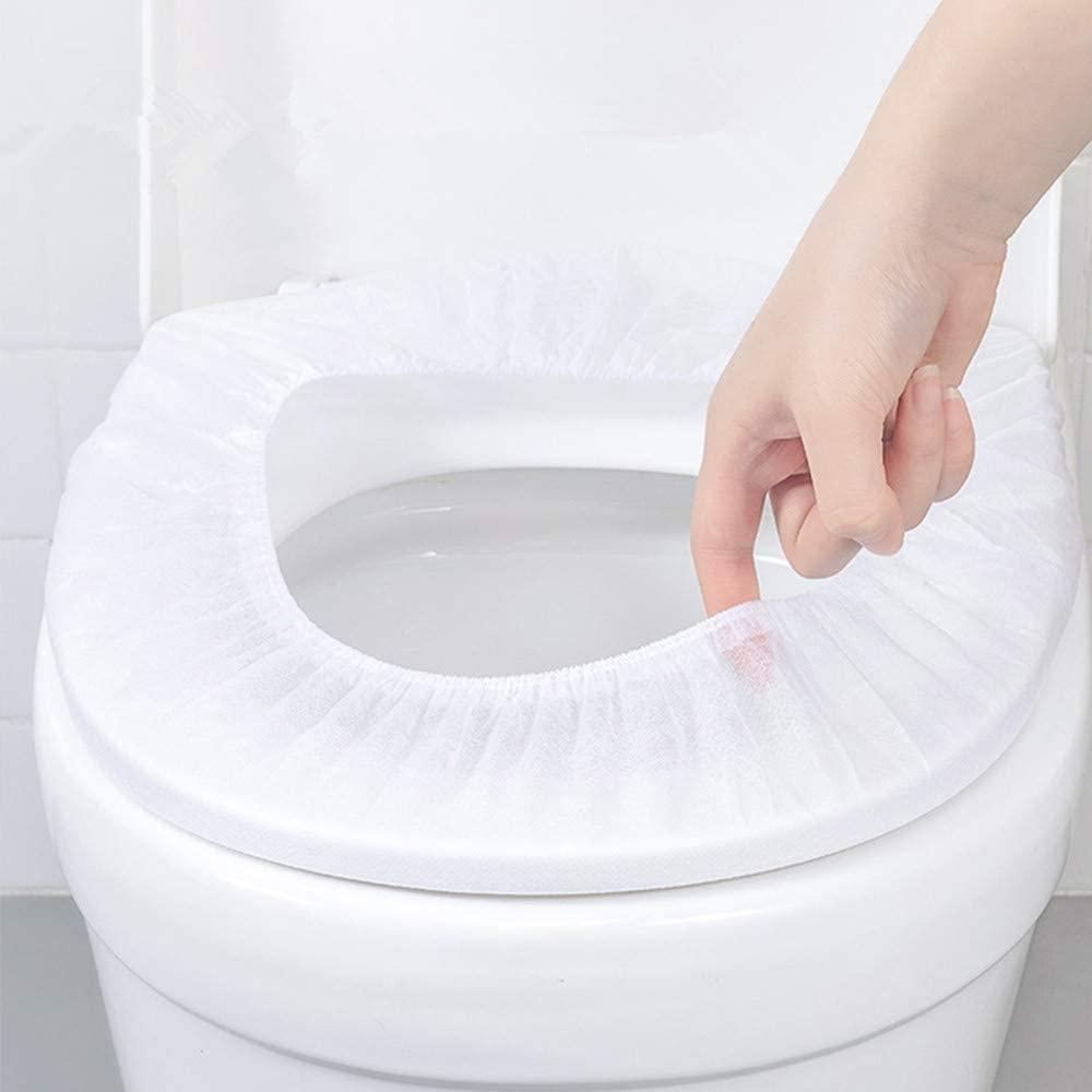 Disposable Toilet Toilet pad Female Travel Slip-in Portable Maternal Toilet Toilet Set Cushion Paper