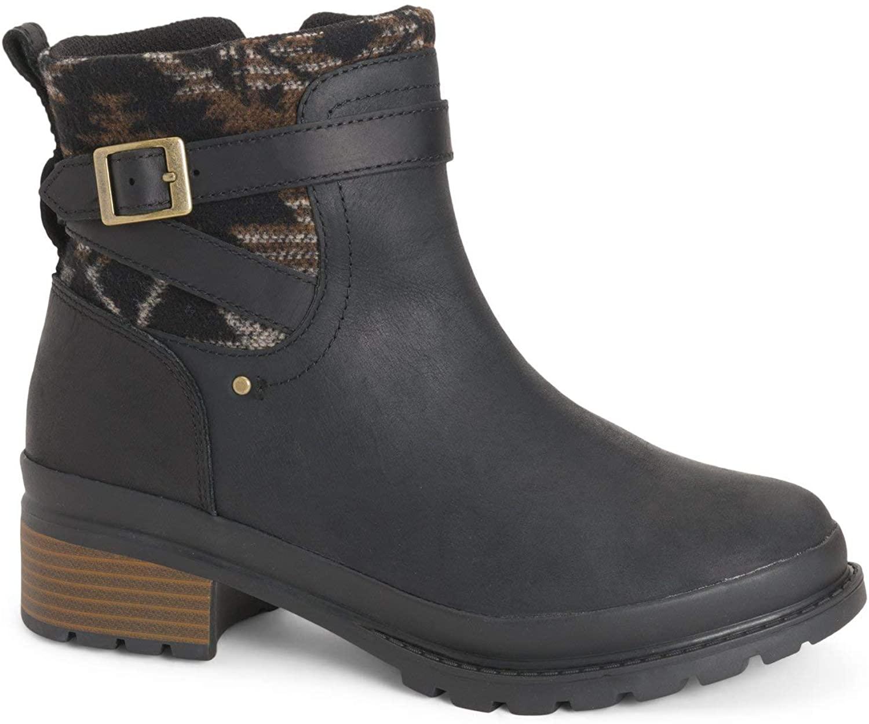 Muck Boot Women's Waterproof Liberty Ankle Zip