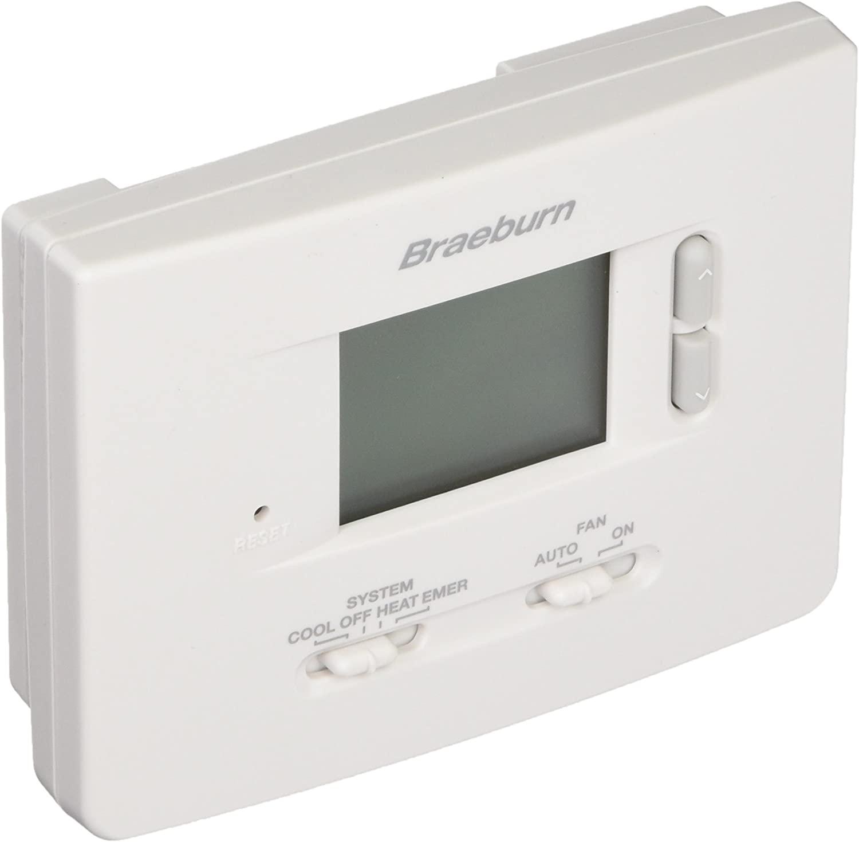 Braeburn 1220NC Non-Programmable 2H / 1C