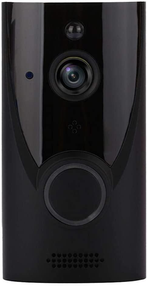 LEANO Home WiFi Smart Wireless Security Doorbell Visual Intercom Recording Video Kits