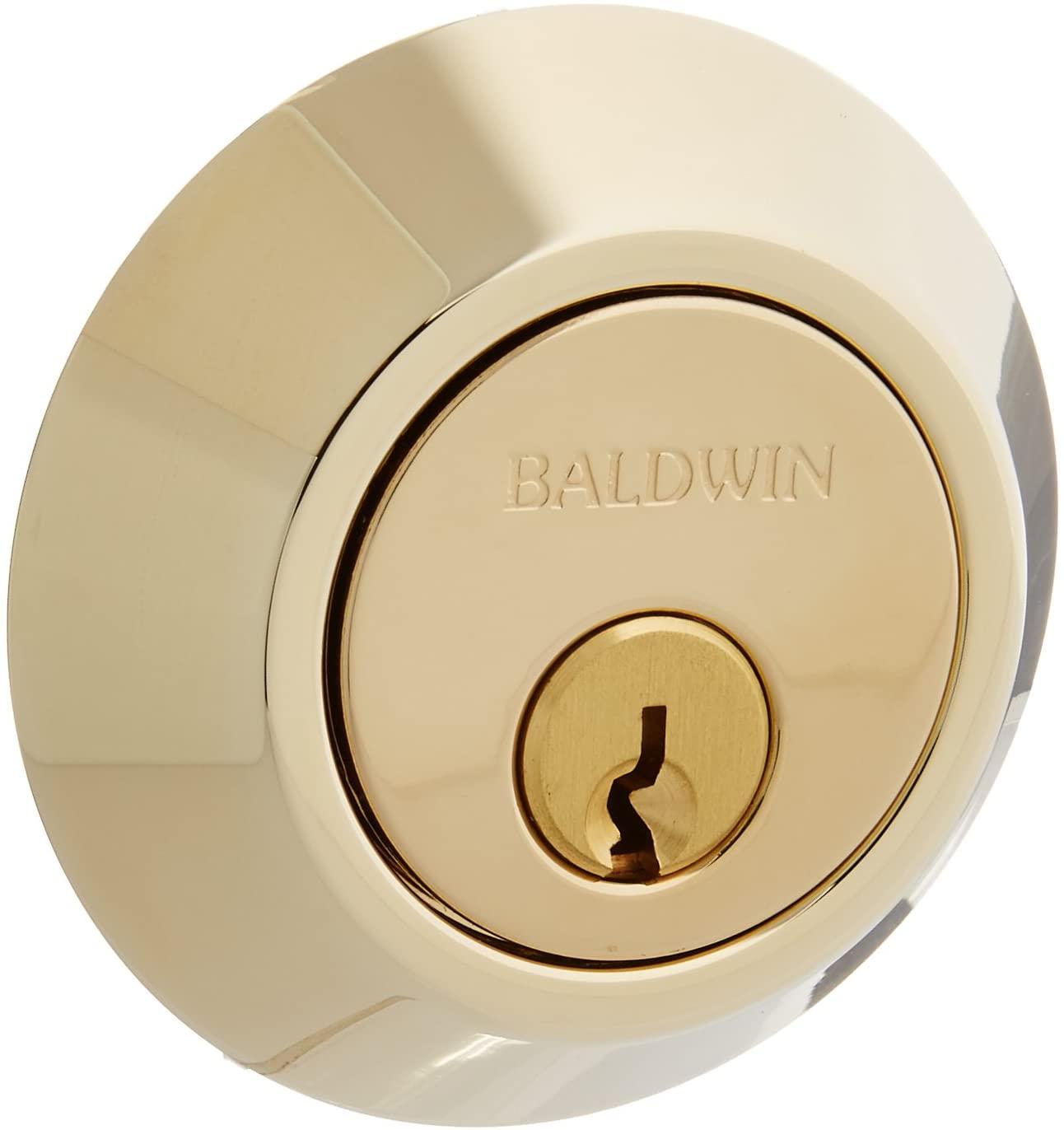 Baldwin Hardware 8241.003 Deadbolt Lock