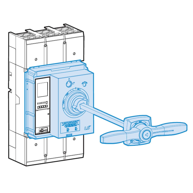ASI EHX5-16-24 MCCB Disconnect Handle