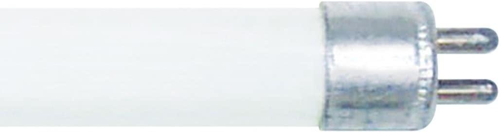 Bulbrite 585108 - F8T4/41K - 8 Watt T4 Cool White Fluorescent Light Bulb, 13 1/8