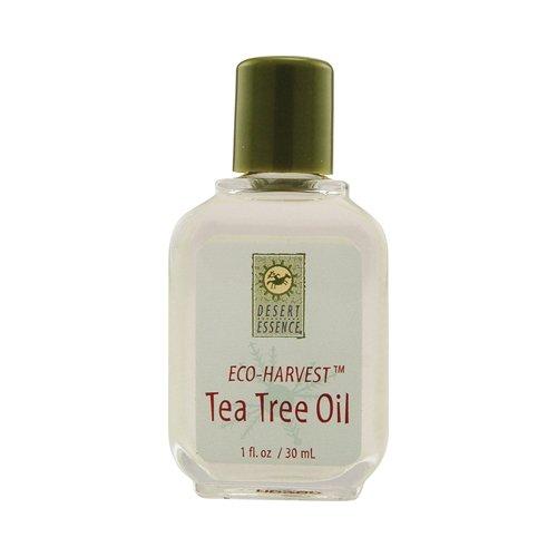 Desert Essence Eco Harvest Tea Tree Oil 1 Fz