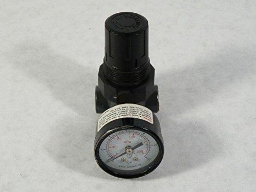 Control Air Inc 850 Pressure Regulator 0.12-0.25in 250 PSI