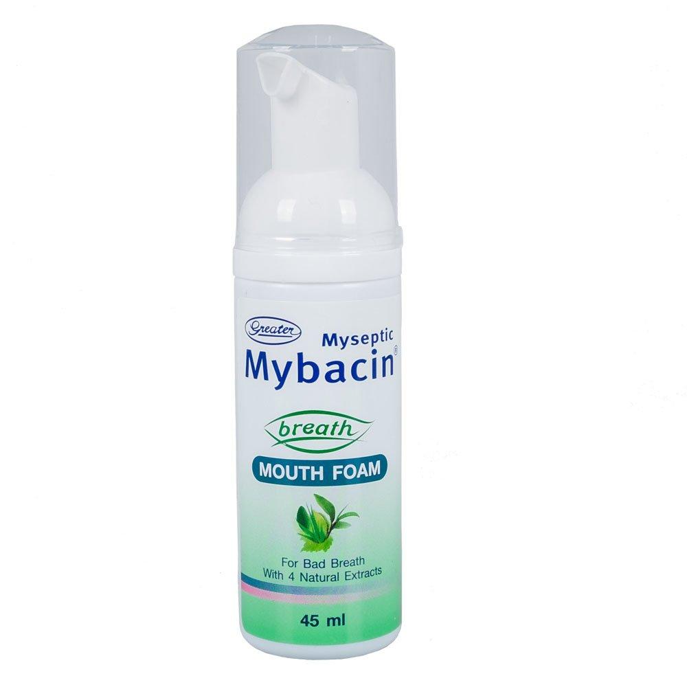 Mybacin Breath Mouth Foam 45 ml