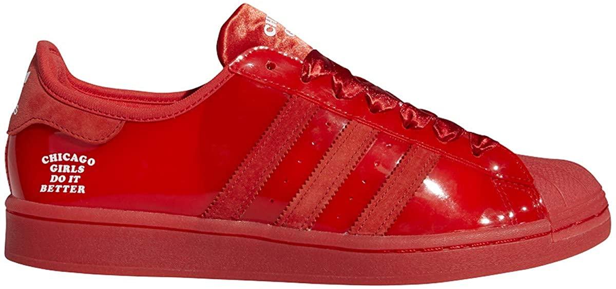 adidas Originals Women's Superstar Chicago Girls Do It Better ASW Shoes