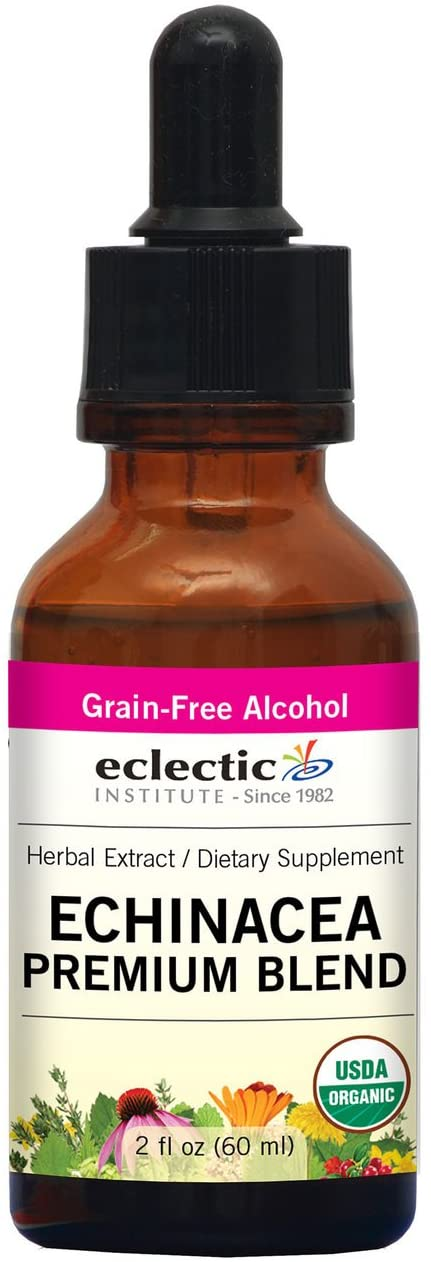 Eclectic Echinacea Premium Blend O, Red, 2 Fluid Ounce