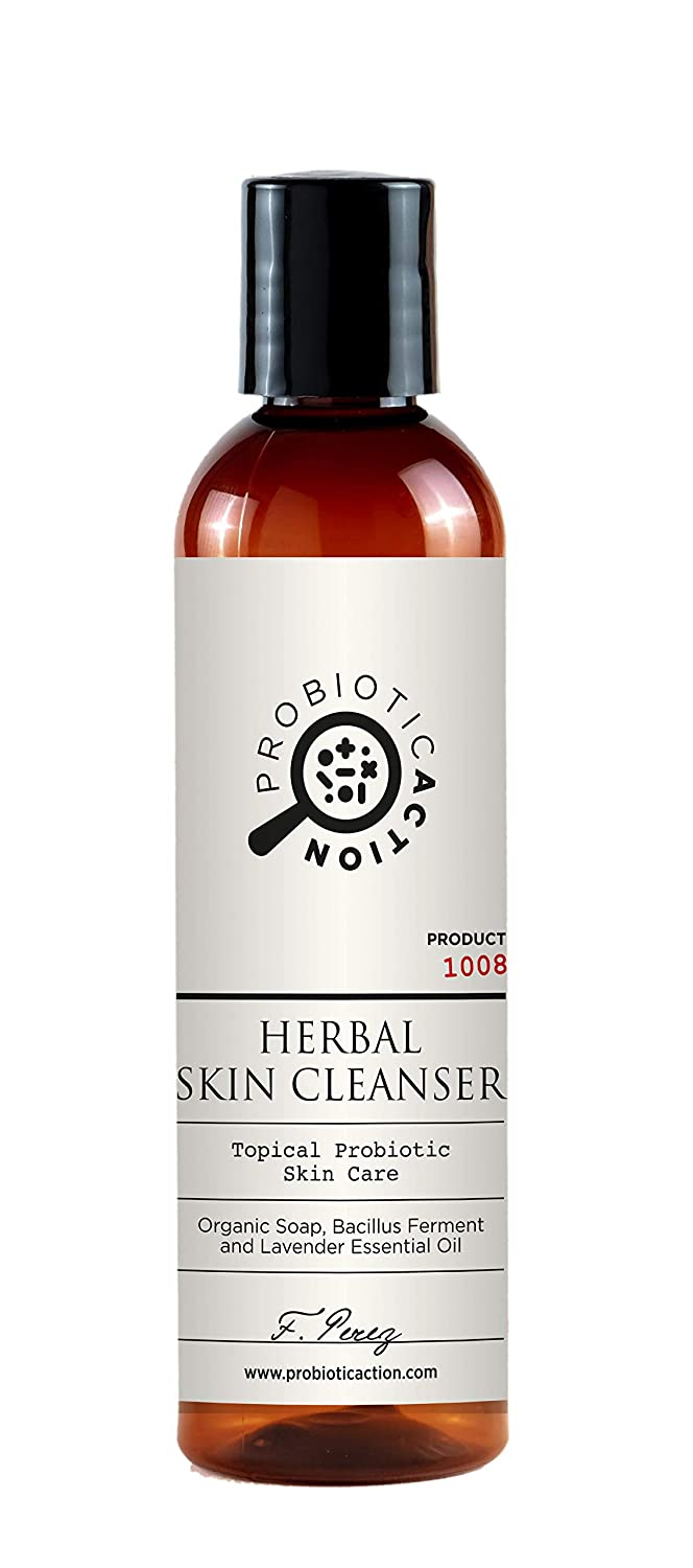 Herbal Skin Cleanser - Face Wash - Topical Probiotic Acne Prevention