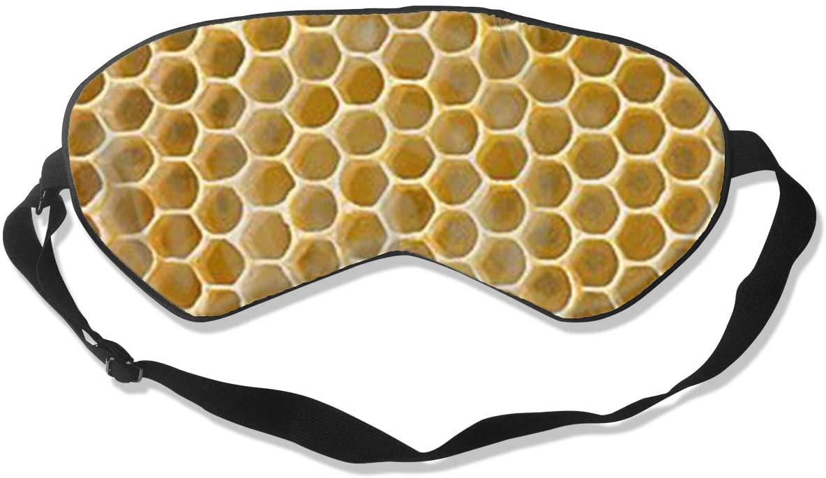 Honeybee Women Men Eye Shade Cover for Sleeping,Eye Mask for Night Sleep