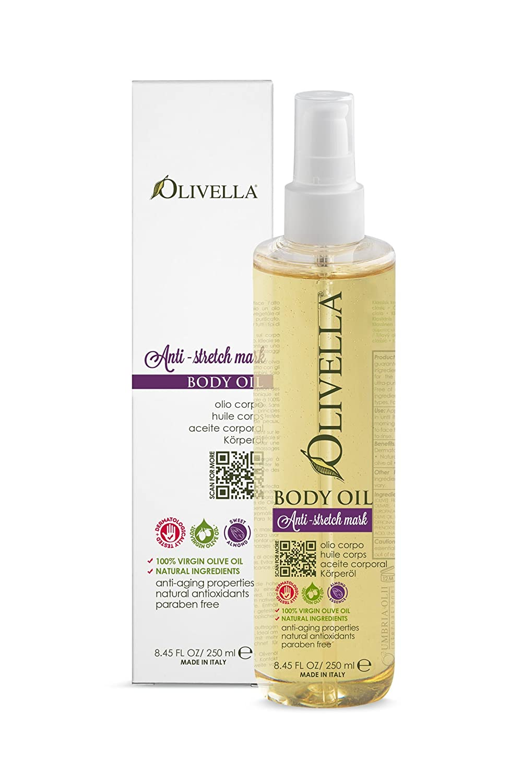 Olivella Body Oil Anti Strech Mark Olivella 8.45 oz Spray