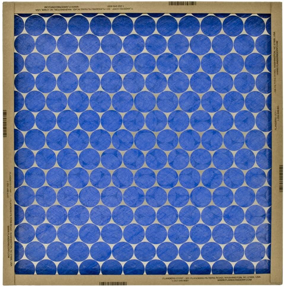 Heavy-Duty Spun Glass Fiberglass Furnace Filter