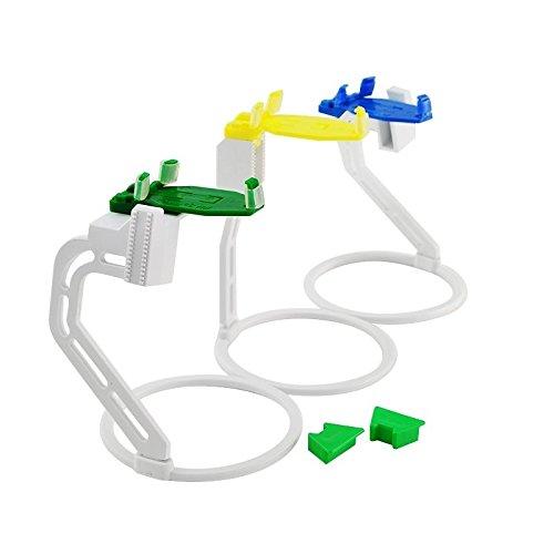 Superdental 1Suit (3pcs/set) Dentist Dental X Ray Film Sensor Positioner Holder