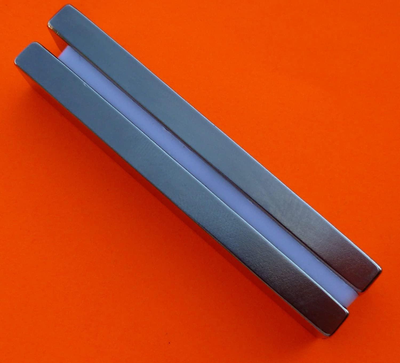 Super Strong Neodymium Magnet N45 3 x 1/2 x 1/4