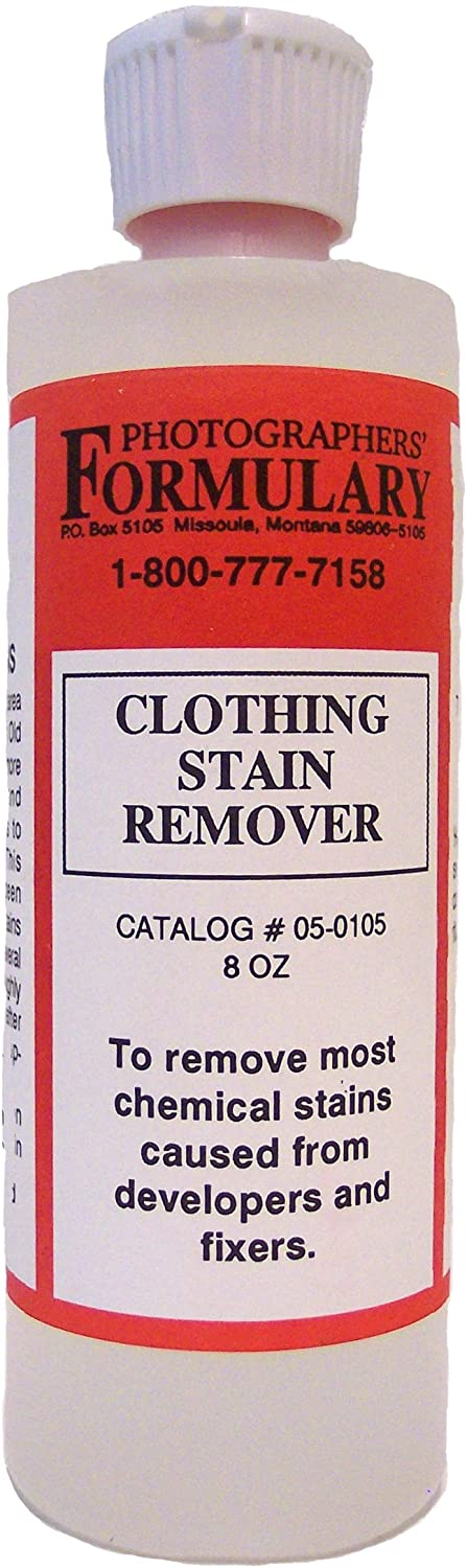 Photographers' Formulary 05-0105 Stain Remover 8-ounces