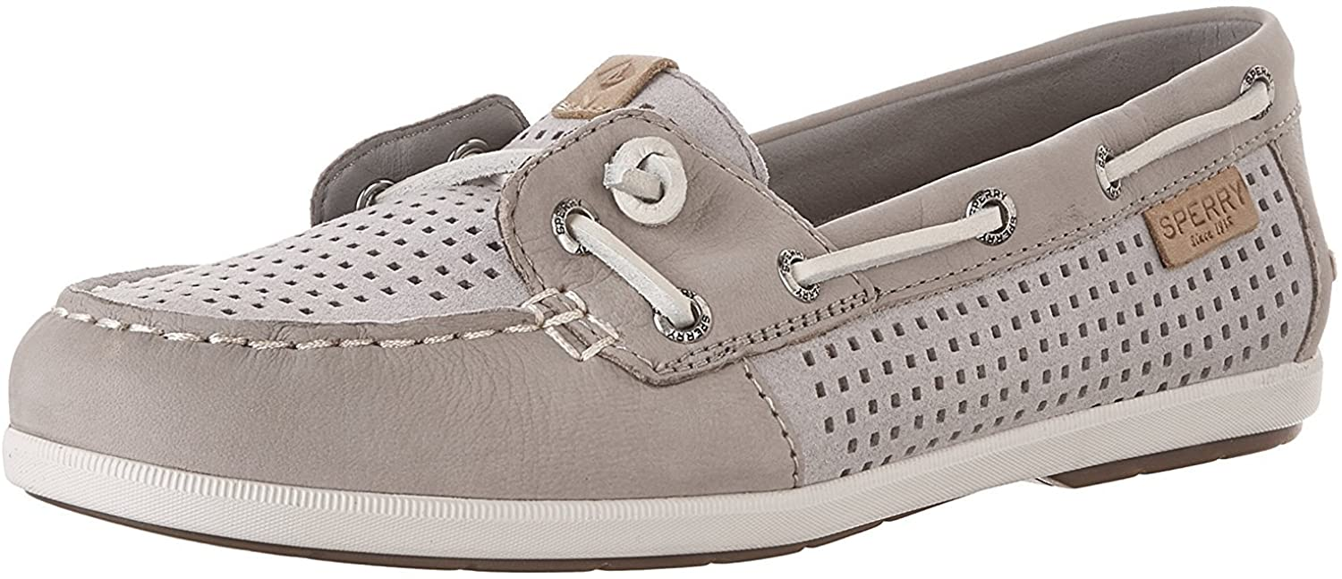 Sperry Womens Coil Ivy Perf Boat Shoe
