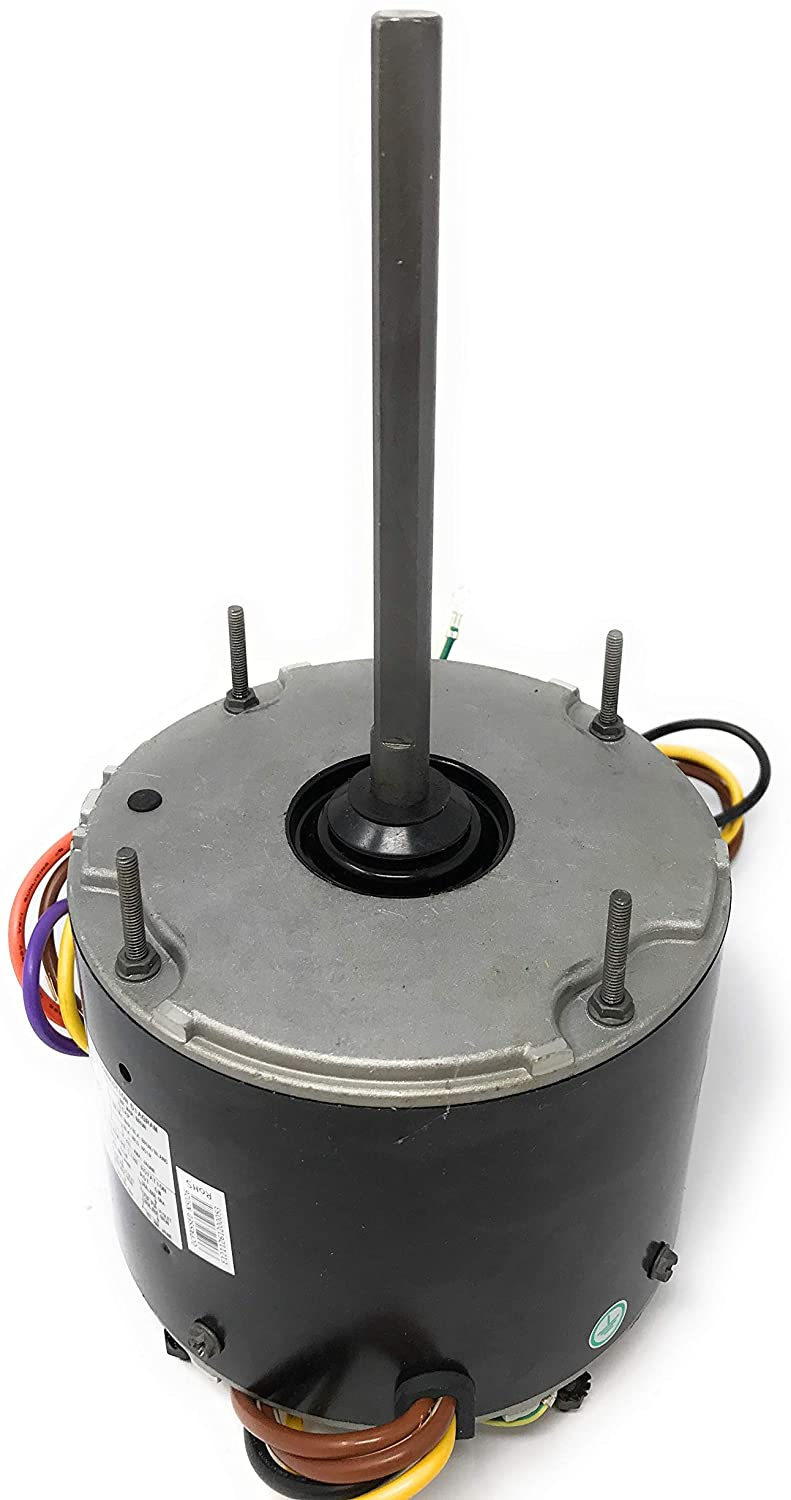 A1465R,1/6-1/3HP Condenser Fan Motor 1075RPM, 2SP