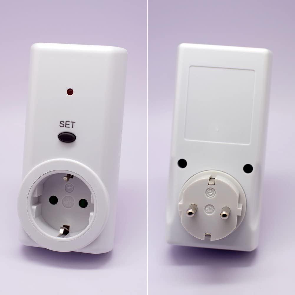 Korins MyWatt Plug-in Wireless Electricity Transmitter, PIT3100EU