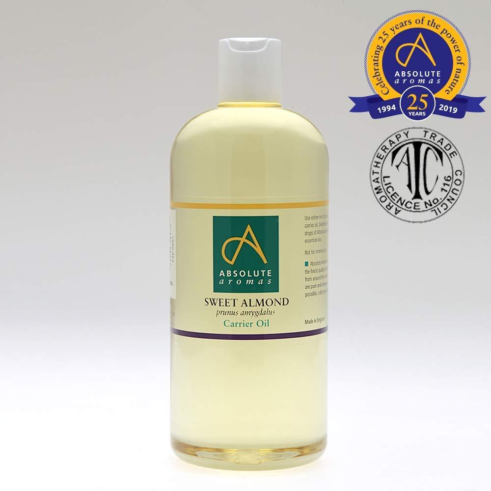 Absolute Aromas Almond Oil (sweet) 500ml