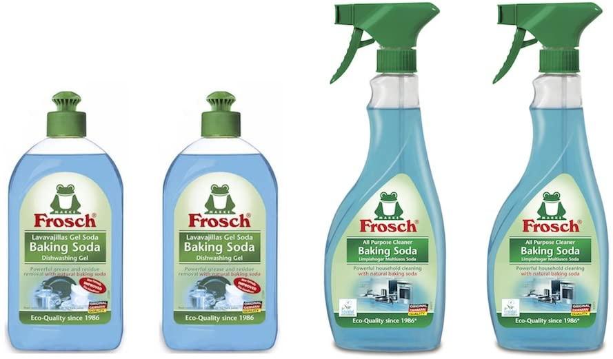 Frosch Baking Soda Clean Variety Pack