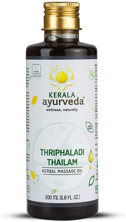 Kerala Ayurveda Thriphaladi Thailam, 200 ml