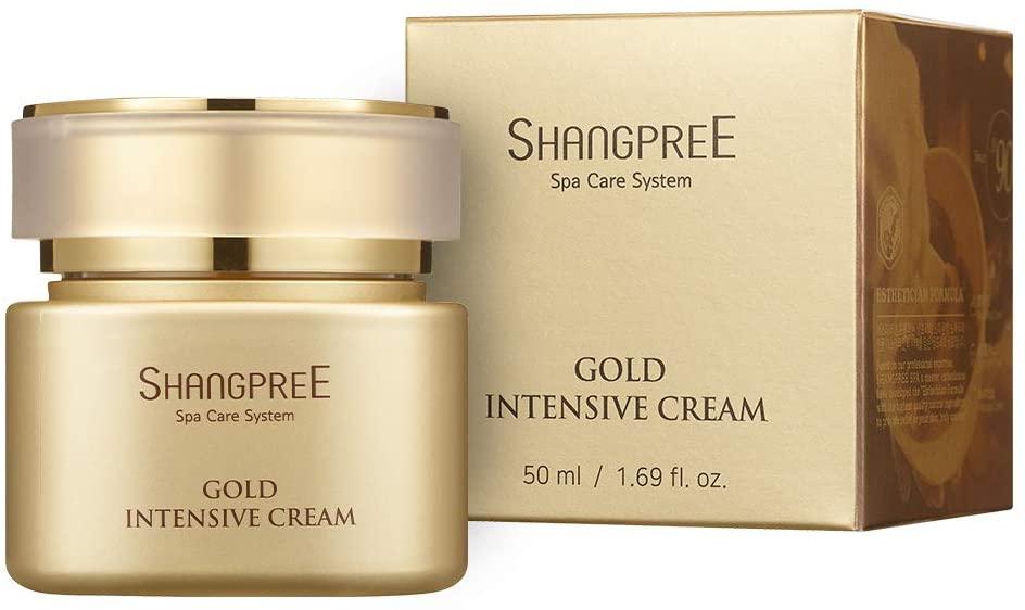 [SHANGPREE] Gold Intensive Cream (50ml)